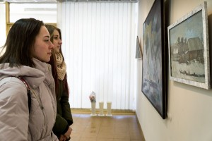 """WINTER"" – EXHIBITION OF YOUNG TRANSCARPATHIAN ARTISTS IN UZHHOROD"