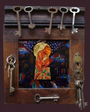 Pick The Key, 23х29