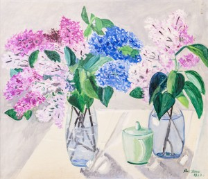'Still Life With Lilac', 1967