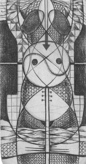 Корж Б. 'Інь-янь', 1980