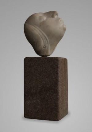 Нора, 2000, мармур, 26х10х9