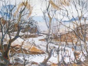Ярок (серія робіт), 2008, пап.зміш.техн., 30х40