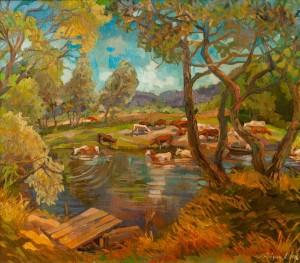 'Полудень', 2008