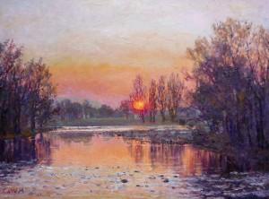 Захід сонця, 2011