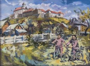 Секереш А. Мукачівський замок