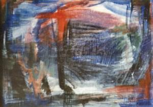 Вітер, 1994, п.о.т. 50х70