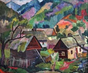 Село Ужок п.о. 80х97