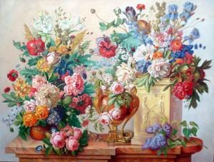 Світлий натюрморт, п.о., 75х98