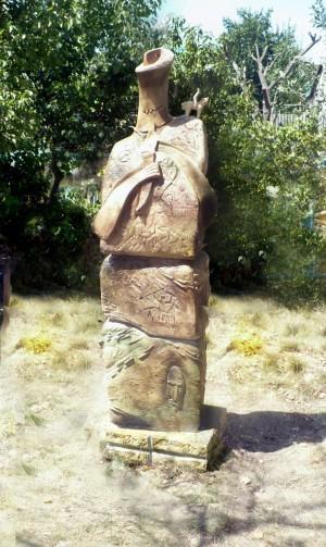 Козацький дозор, шамот, ліпка, поливи, солі