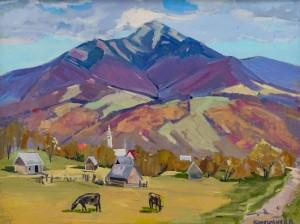 V. Brenzovych (jr.) 'Strymba Mount', 2014