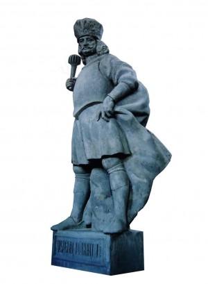 Ф. Ракоці, 2005, бетон, 2,2