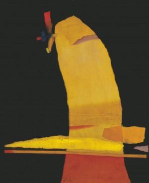 Із триптиху 'Акція №17', зміш.техн., 100х80