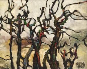 Trees', 1993