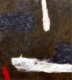 Із серії «Ніч, день, сад», 2006 – 2008, п.о., 200х180
