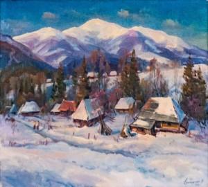 V. Svaliavchyk Richka Village'