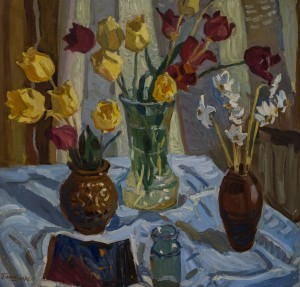Тюльпани, 1976