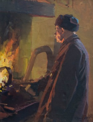 In The Forge, 1952