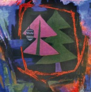 Бережіть ліс!, 2002, п.а. 65х65