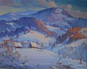 'Зима', 2011