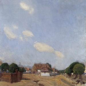 Landscape, 1912