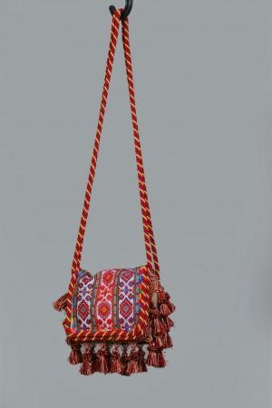 Тайстра, 2010, текстиль, муліне, шовк, хрестик, занизування