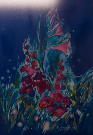 N. Myronchuk-Didyk 'Wildflowers'