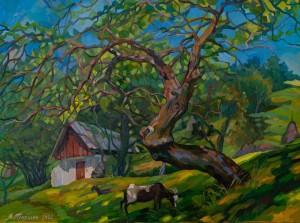'Under The Apple Tree', 2008