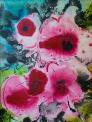 F. Seman, Flowers, 1998