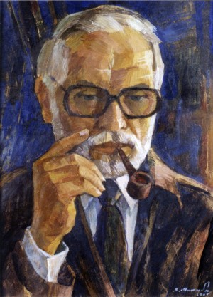 Self-portrait, 2001