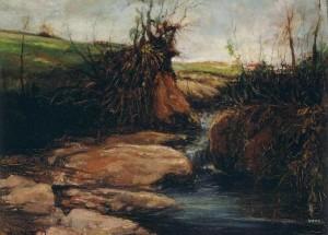 Untitled, oil on canvas, 49,5х64