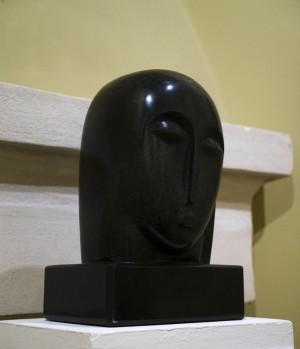 Boldi Black Madonna bronze 40х27х20