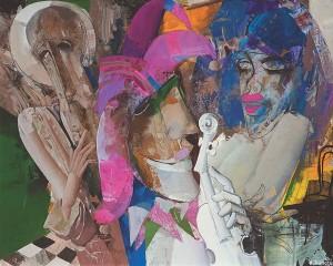 a szent a bolond es a no ii, 1996