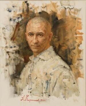 Карташов А. Іван, 75х60, п. о. 2012