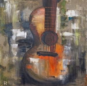 'Музика й дощ', 2017, п.о.