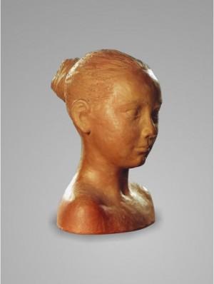 Ніколь, 2003, шамот, 26х21,5х21