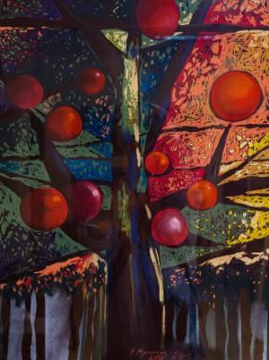 N. Myronchuk-Didyk 'Paradise Apples'