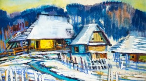 Зима, 1965