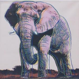 African Elephant, 1983