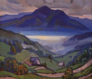 Перевал, 1979, п.о.т. 90х100