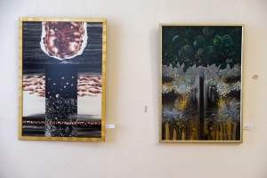 Synthesis – a joint exhibition of Ivan Didyk and Ivanka Voitovych