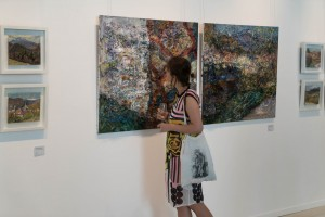 "ART EXHIBITION ""LYRICS"" OF THE CARPATHIANS AND PHOTO EXHIBITION ""PROMKA"". ILKO GALLERY"