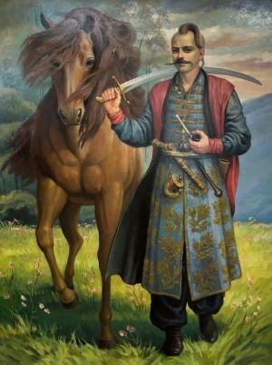 'Захисник Вітчизни', 2014, к.о., 80х60