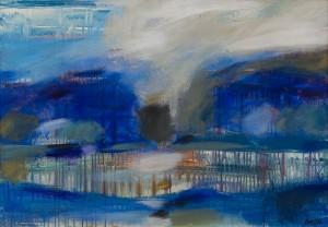 'A River 1', 2003