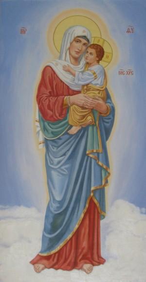 Ікона Пресвятої Богородиці Молитва за загиблими