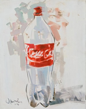 Войтович О.  Coca cola, 2016