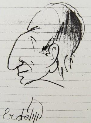 A. Erdeli, 1930-1950 рр.