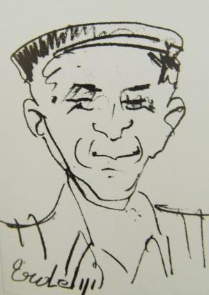 A. Erdeli, 1940-1950 рр.