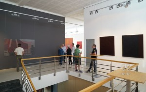 """COLOUR"" - EXHIBITION OF MYKOLA MALYSHKO IN UZHHOROD"