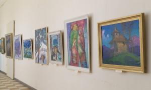 """COLOURS OF TRANSCARPATHIAN ART"" PRESENTED IN UZHHOROD"