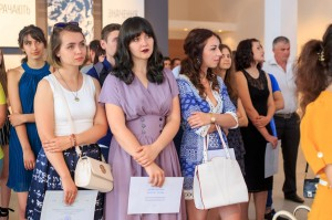 GRADUATES OF TRANSCARPATHIAN ACADEMY OF ARTS RECEIVED THEIR DIPLOMAS AND SPECIAL PRIZES